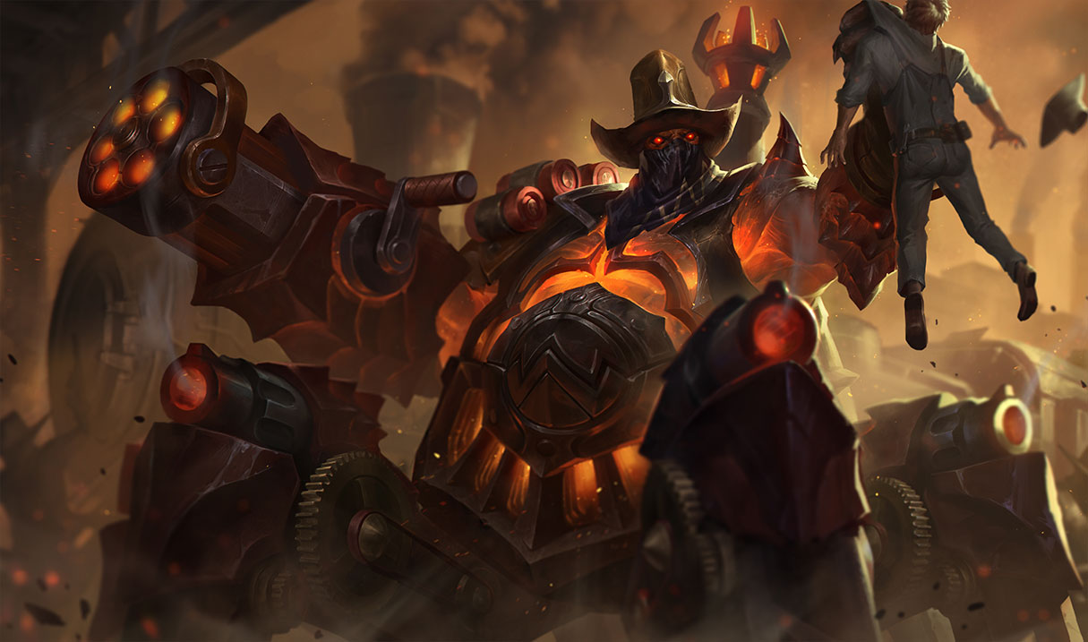 League Of Legends New Champion Pyke Everything We Know