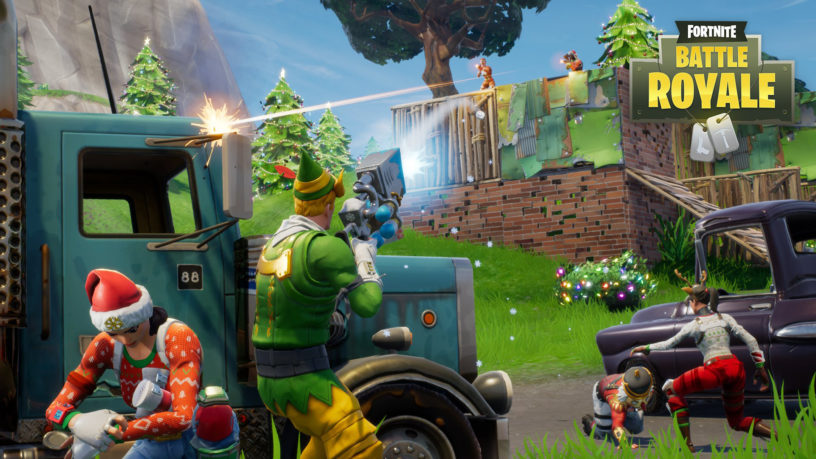 Fortnite players report massive FPS drops and performance issues