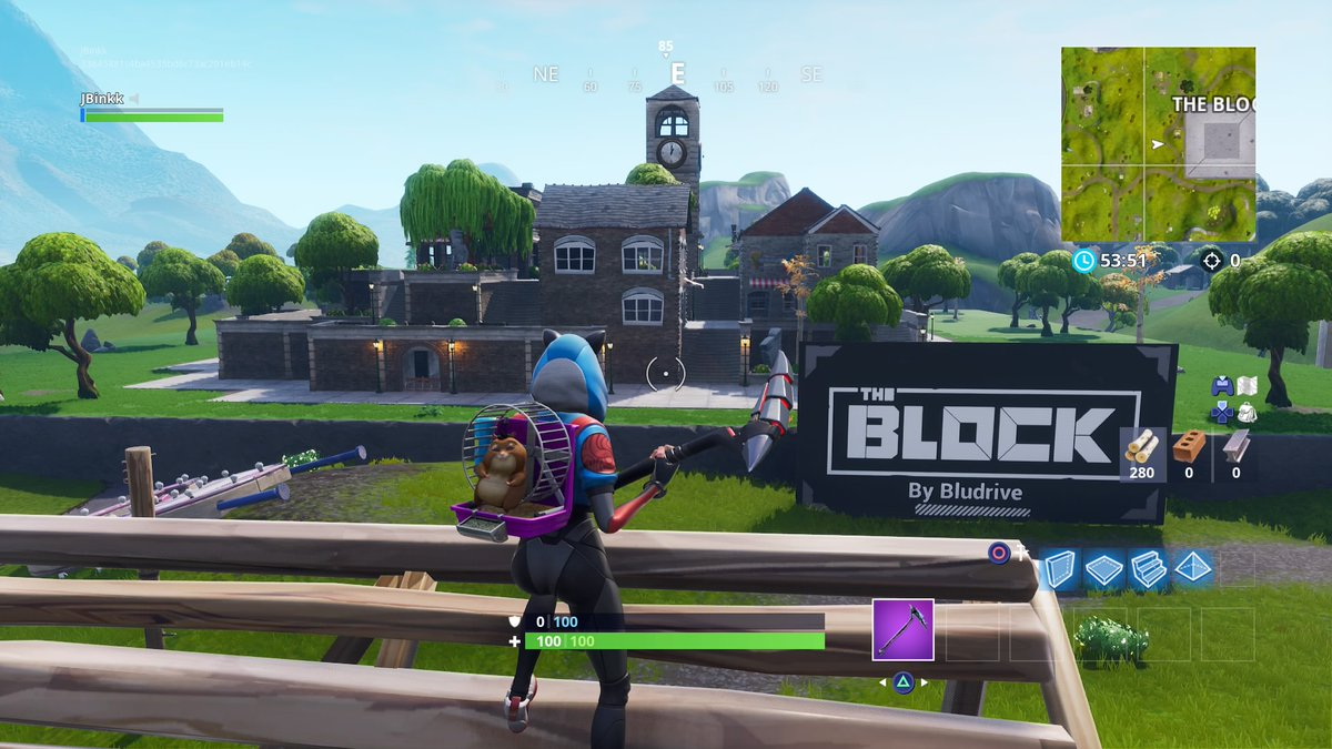 mysterious market replaces risky runways at the block in fortnite