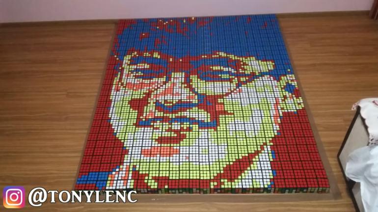 RubiksCubeFaker
