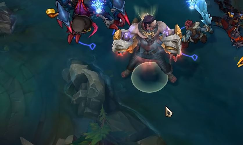 Players have figured out how to turn Sylas into the largest