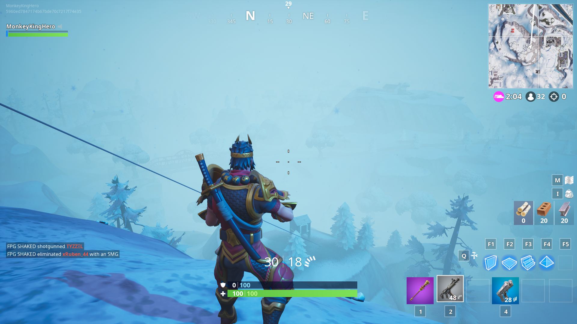 Fortnite Ice Storm Rewards Fortnite Online Games