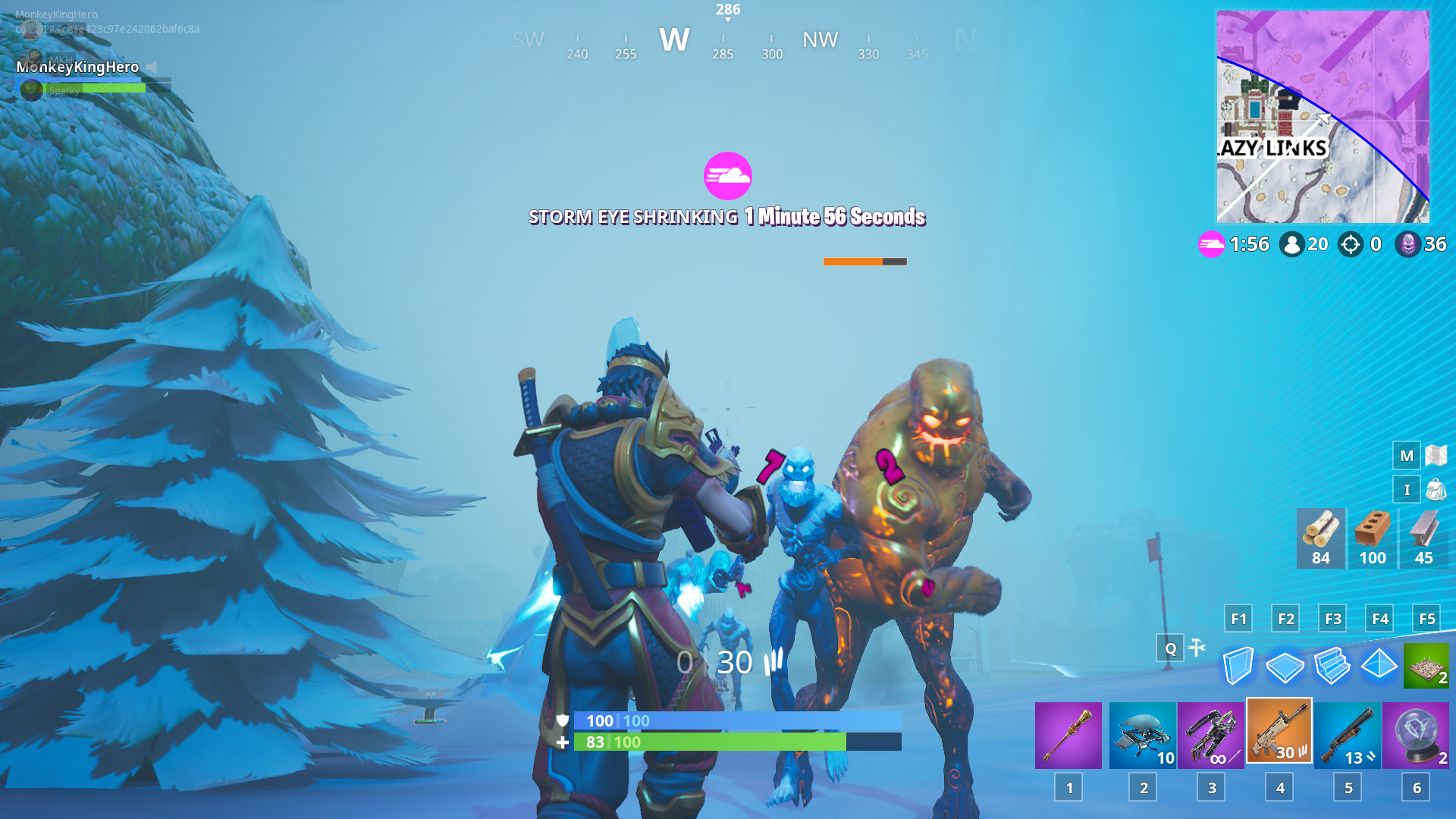 Golden Ice Brutes Appear To Be Spawning More Frequently In