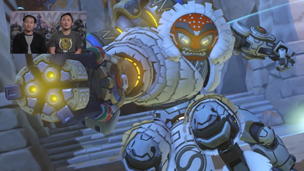 Four More Year Of The Pig Skins Revealed Overnight Orisa Tracer