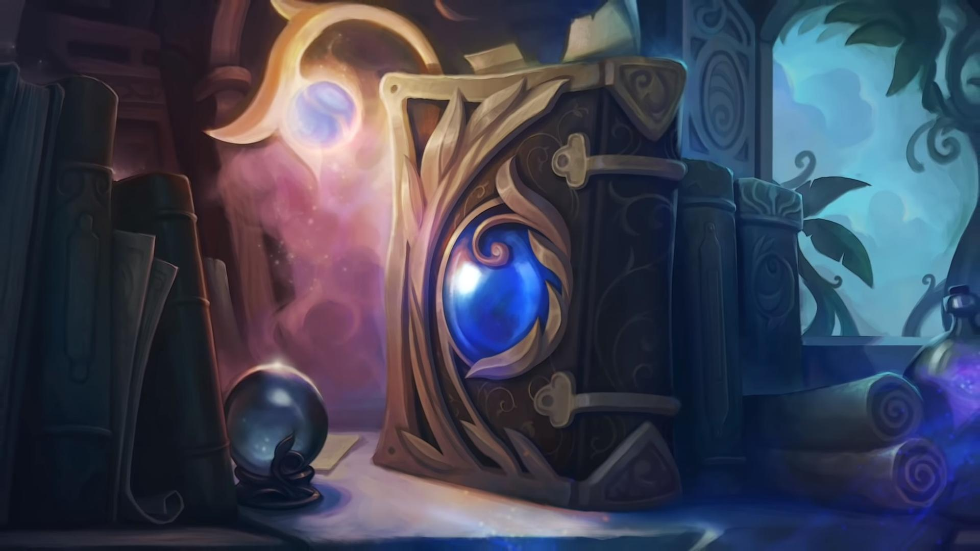 League's Season 9 teaser trailer introduces a new mage support