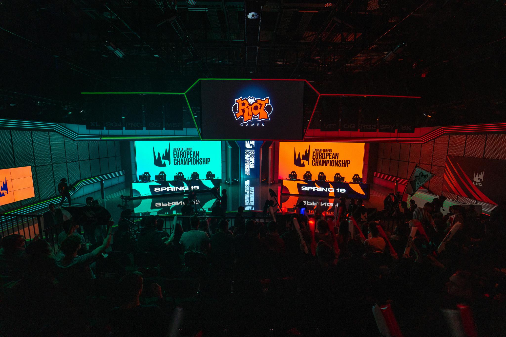 LEC spring 2019 week one power rankings | Dot Esports