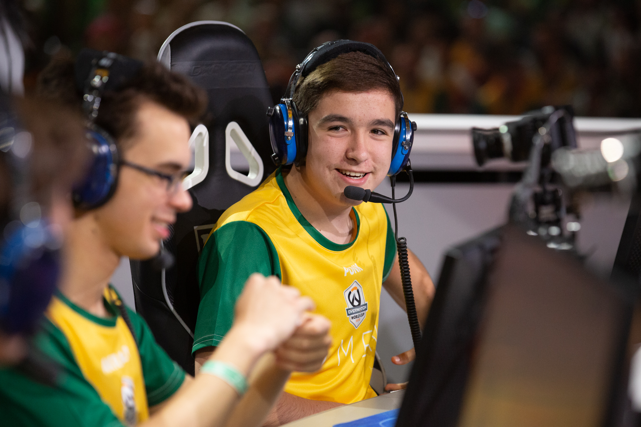 Punk wants more people to help grow the Australian Overwatch