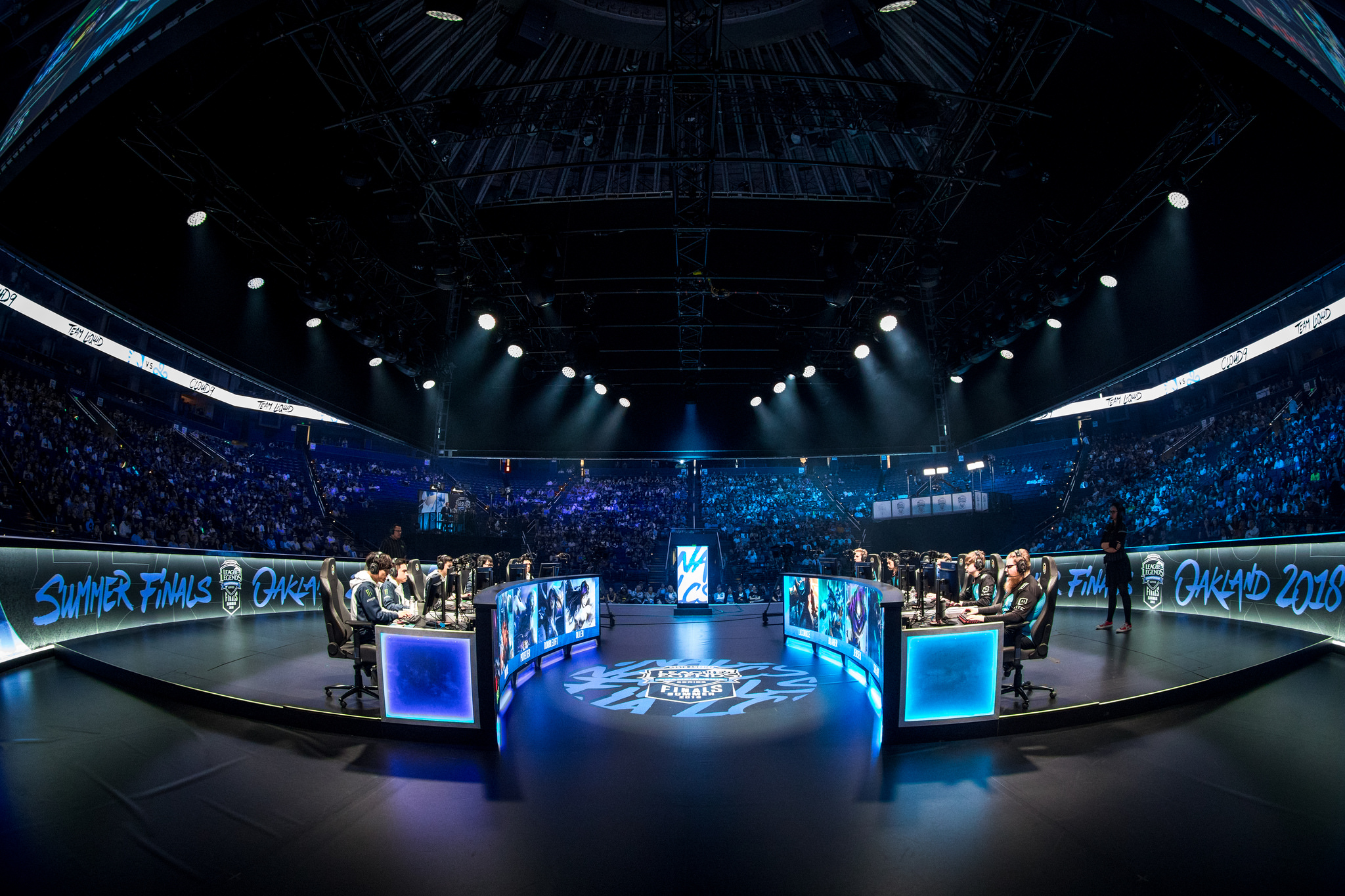 The 2019 LCS Spring Finals will be held in St  Louis   Dot