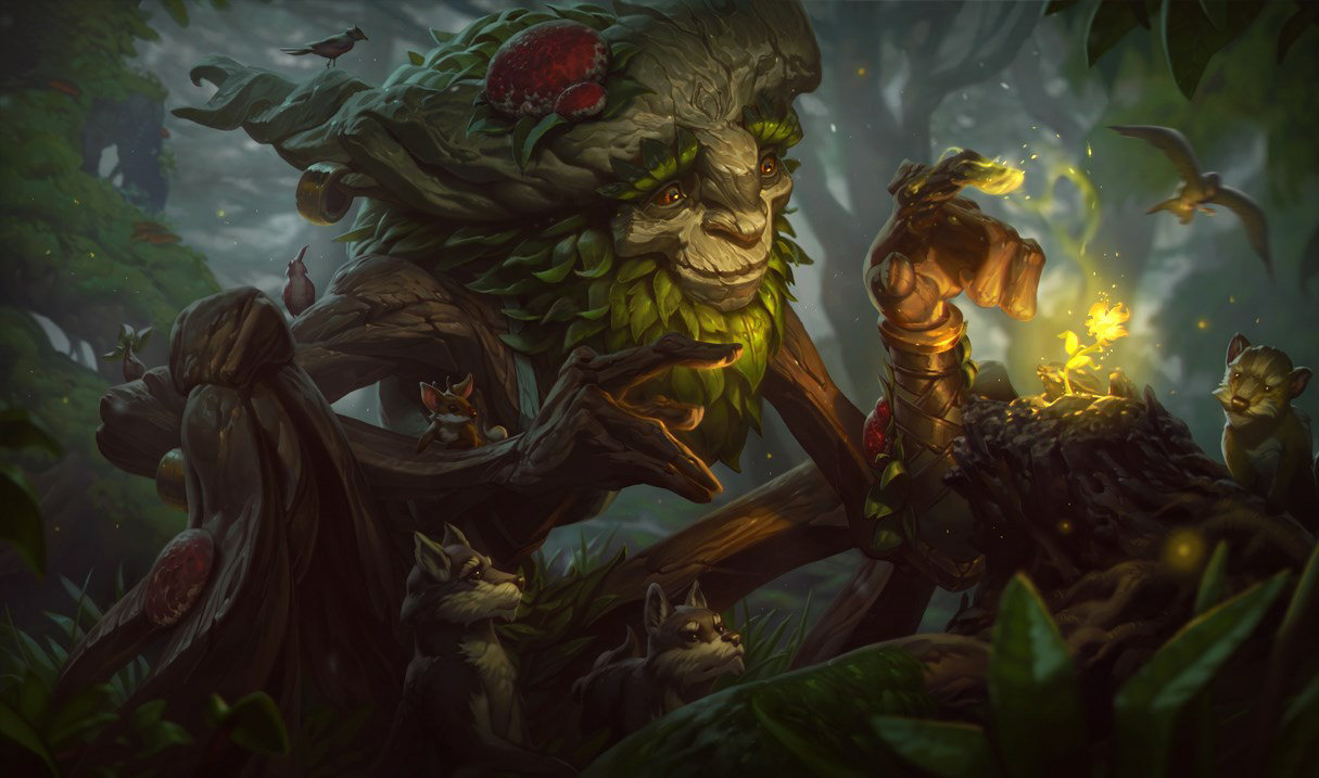 Riot confirms it will create skins for Nunu, Shaco, Zilean, and even