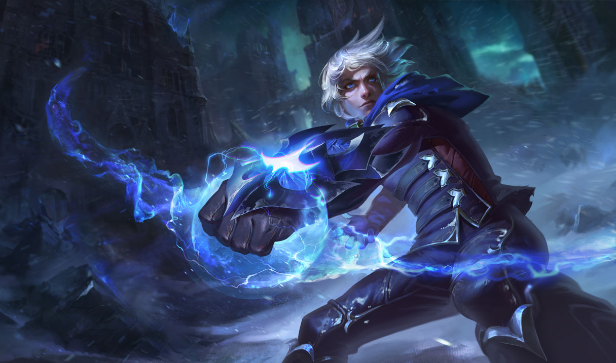 Image result for Ezreal