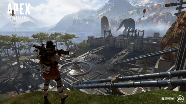 Apex Legends By Titanfall Developer Respawn Enteratainment Announced By EA, Out Today