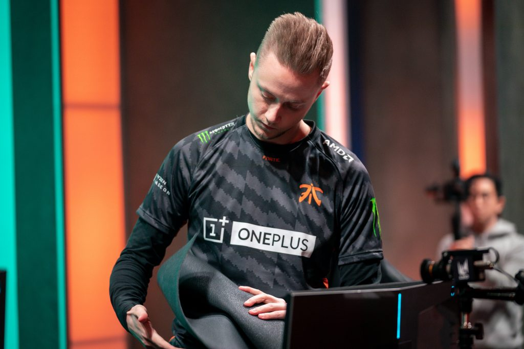 Rekkles Not Leaving Seeing AnymoreAfter FnaticI'm Salty On Caps DIWHYE29