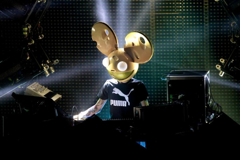 Deadmau5 to boycott Twitch following ban for homophobic slur