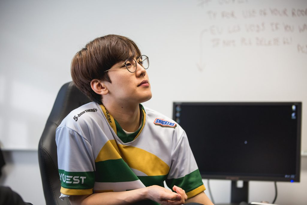 Flame Makes His Return To Korea As DAMWON Gaming's New Top