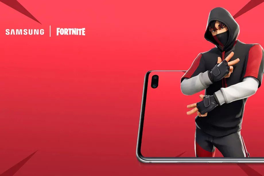 samsung and epic games reveal exclusive ikonik k pop fortnite skin for galaxy s10 - fortnite smooth moves bts