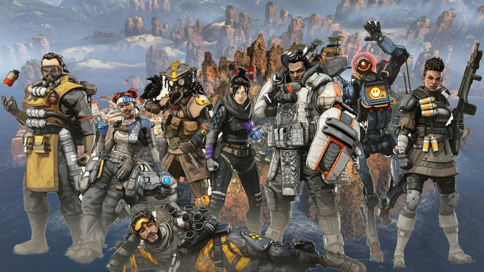 Apex Legends: Character Hitbox Differences Guide | Dot Esports