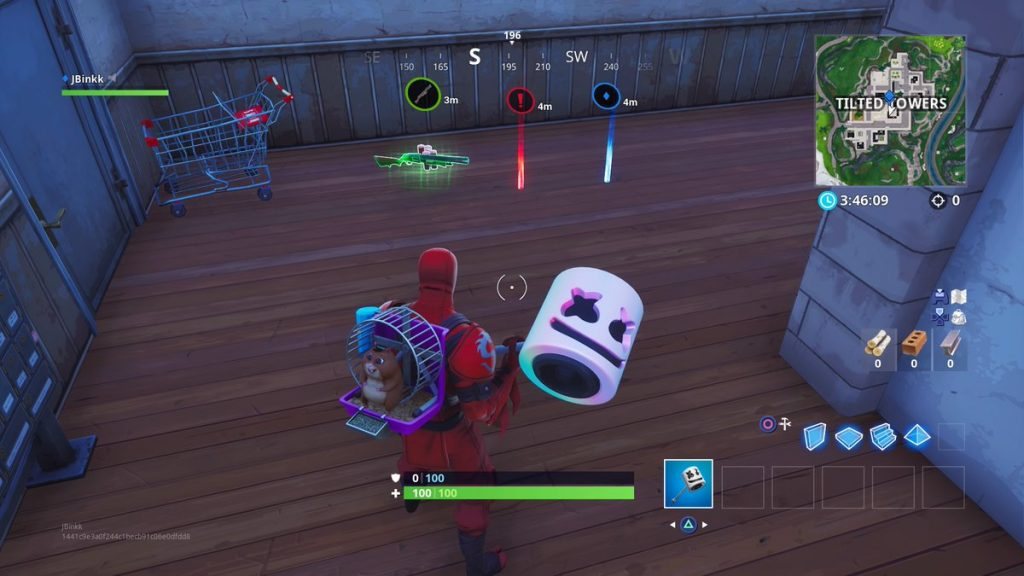How the new ping system works in Fortnite: Battle Royale | Dot Esports
