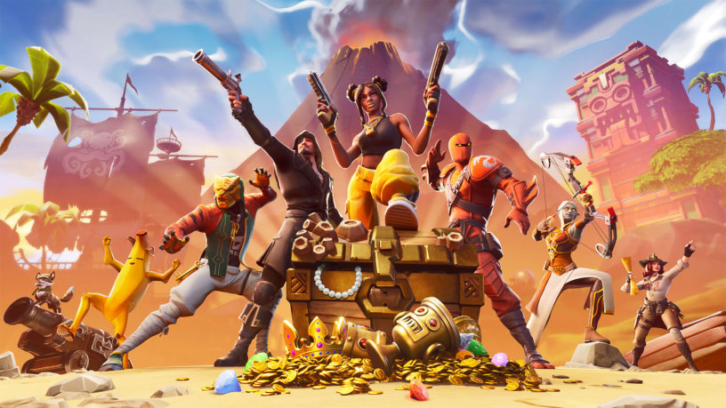 Buried Treasure item coming soon to Fortnite: Battle Royale