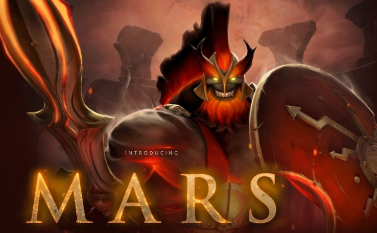 Mars-cover