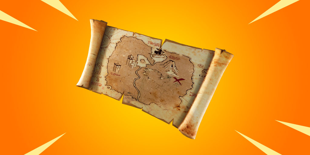 Fortnite Update Sends Players on a Treasure Hunt