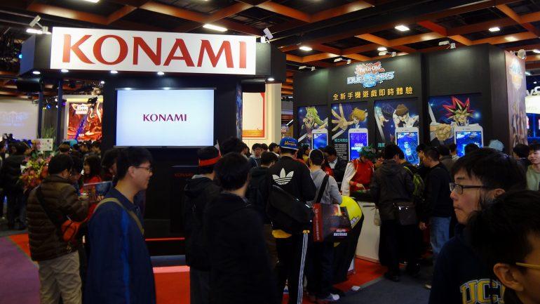 Konami_booth_Taipei_Game_Show_20170123a1
