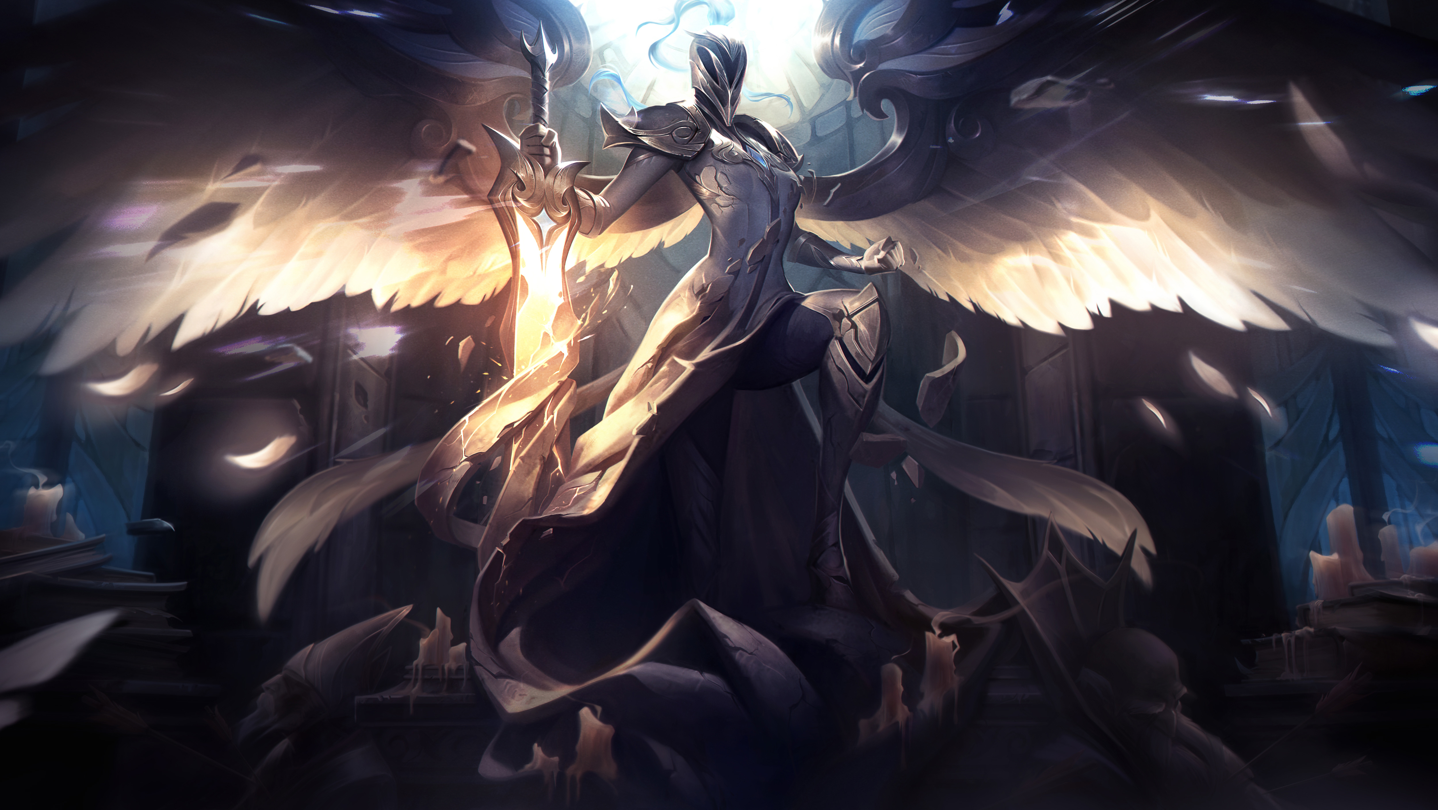 Some of Kayle's rarest skins are available to purchase in SEA | Dot