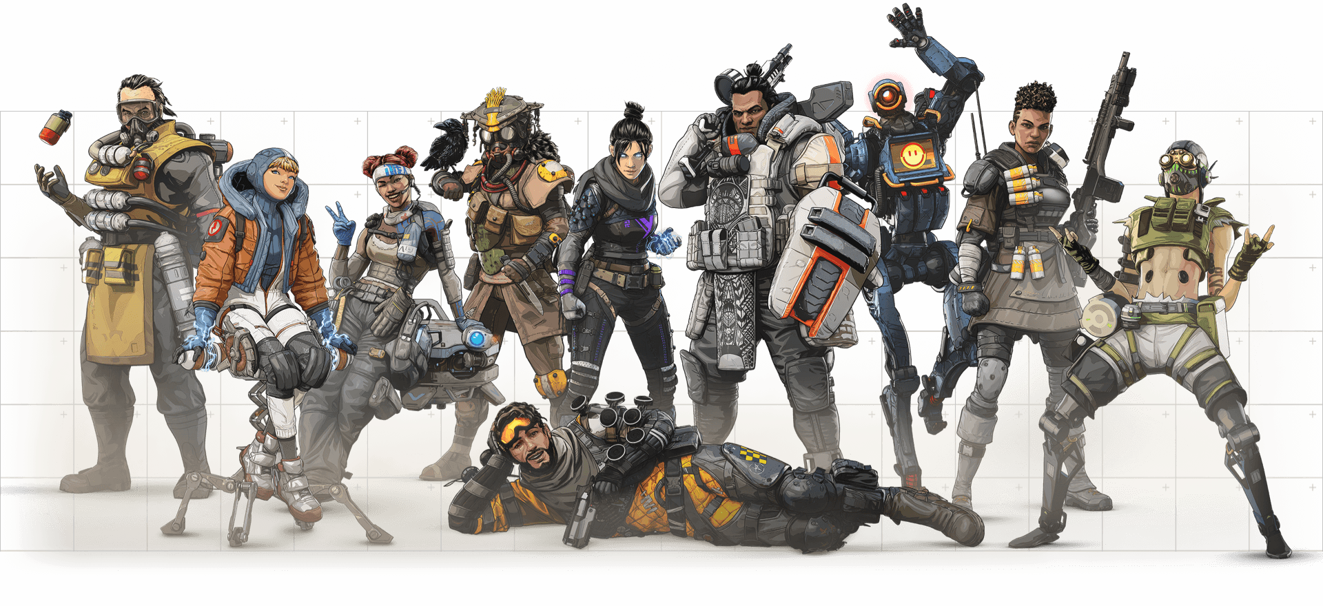 Apex Legends' Next Characters: What We Know So Far | Dot Esports