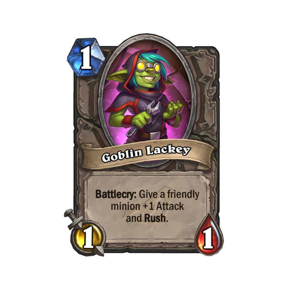 Hearthstone: How Does Hearthstone's New Lackey Card Type Work?