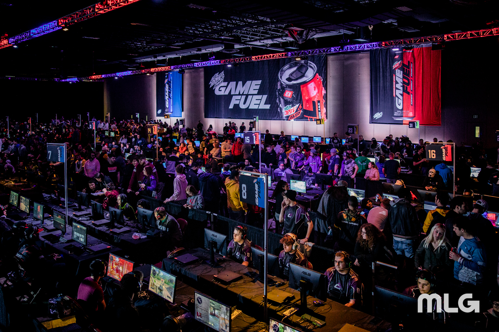 FC Black reverse sweep Mindfreak to win the CWL Fort Worth