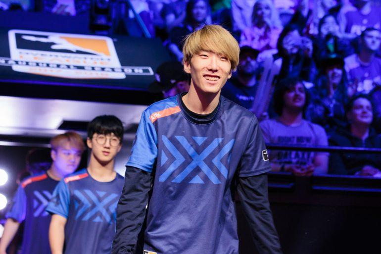 """Yeon-Jun """"Ark"""" Hong"""