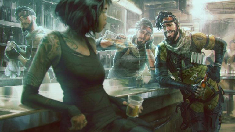 Apex Legends crafting metals exploit