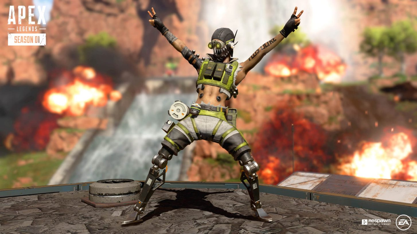Respawn may have just banned several Apex Legends hackers