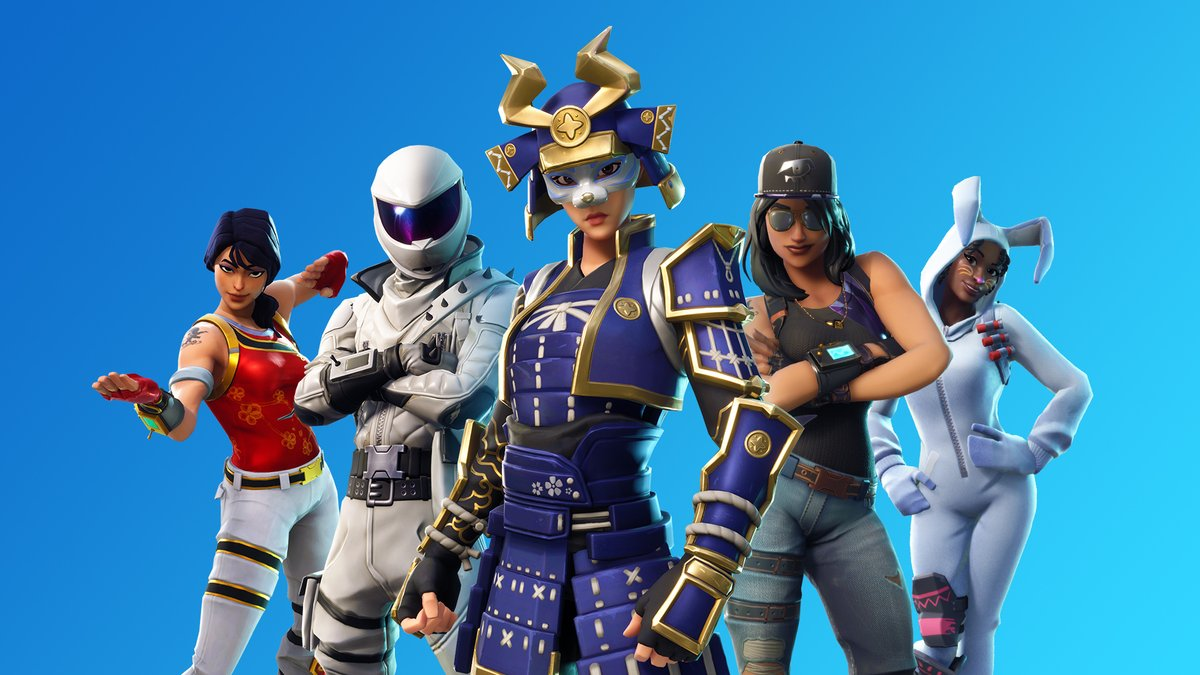 Fortnite's new Squad Formation feature allows 16-player parties