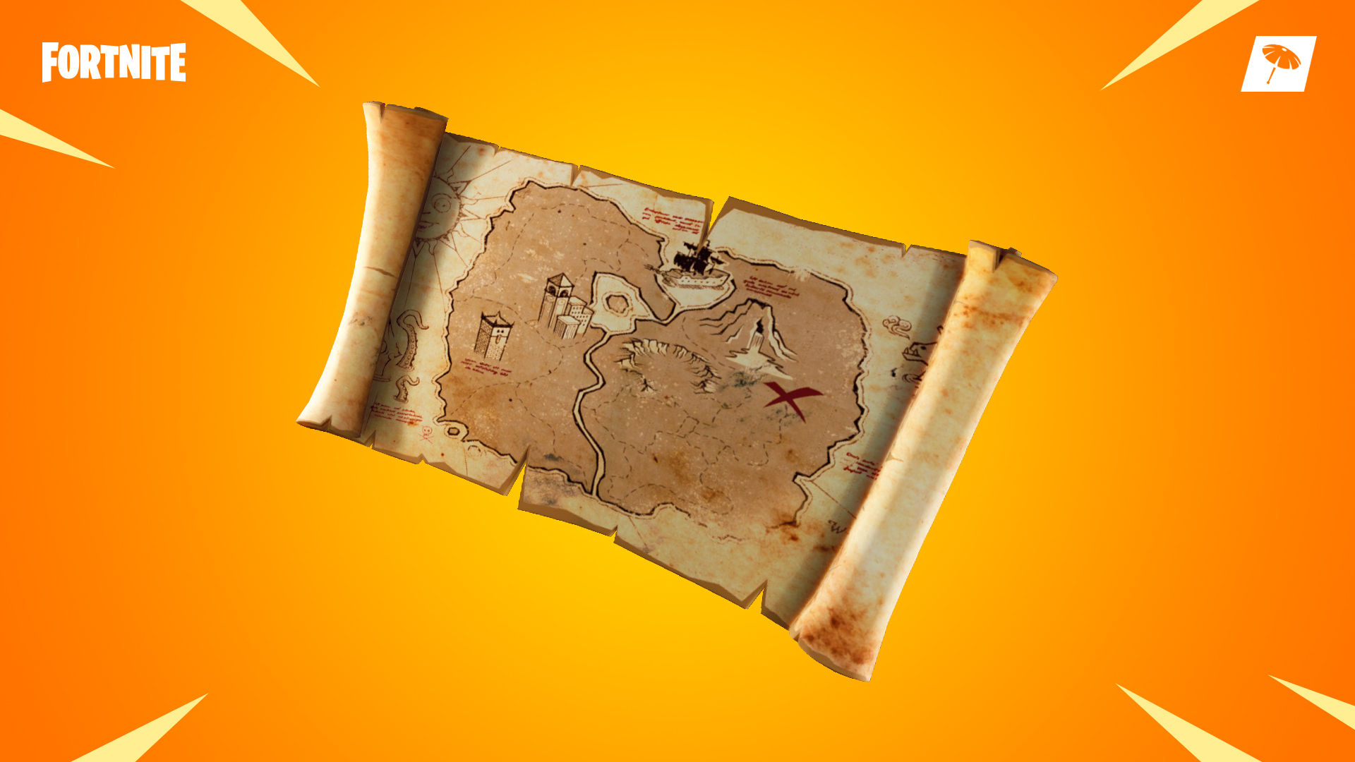 Fortnite: where to find the buried treasure