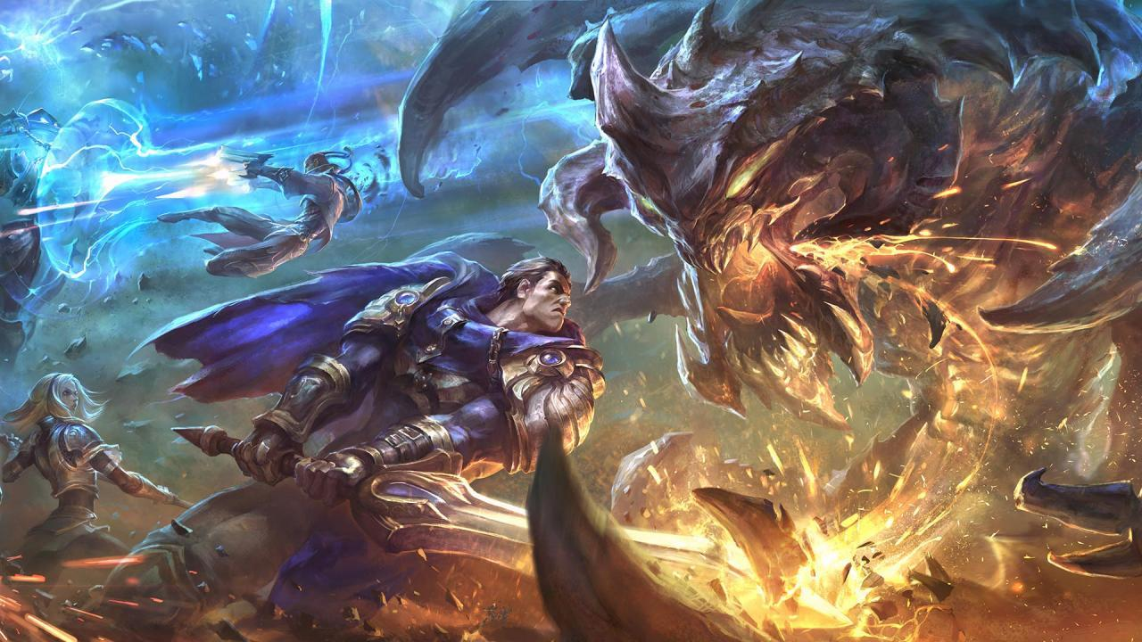 How to Fix League of Legends Trouble Fetching Information