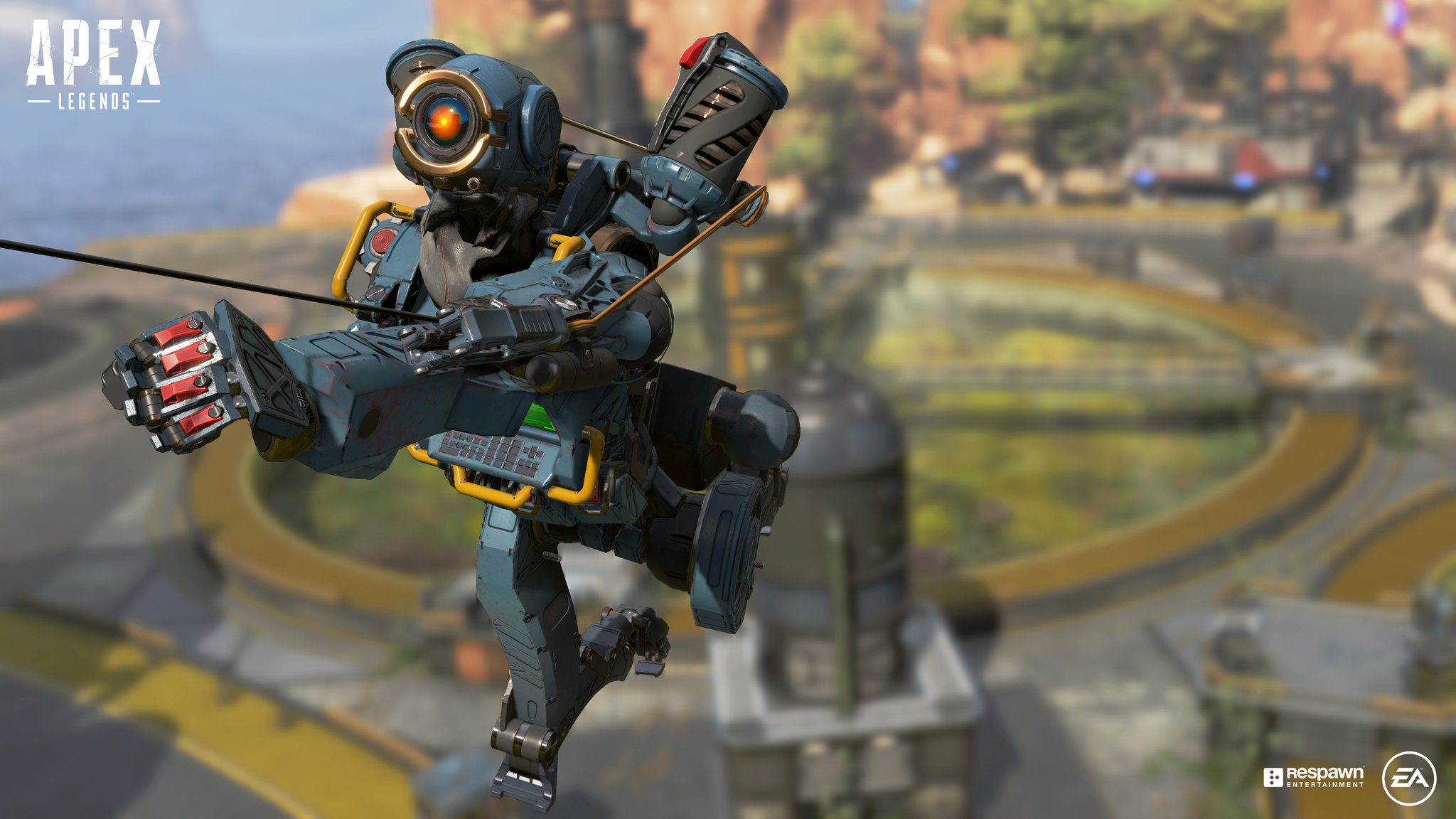 Apex Legends Patch 1.1 Progression Problems Fixed