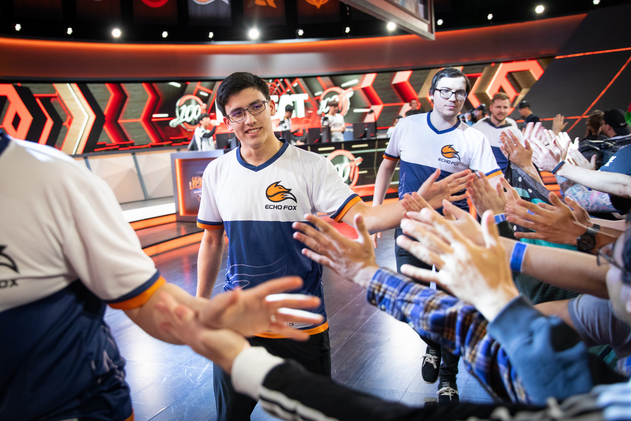 buy online 25832 a9603 Echo Fox clinch an LCS playoff spot after defeating CLG
