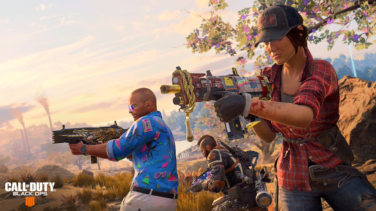 Call Of Duty Black Ops 4 Update Version 1 16 Patch Notes And More