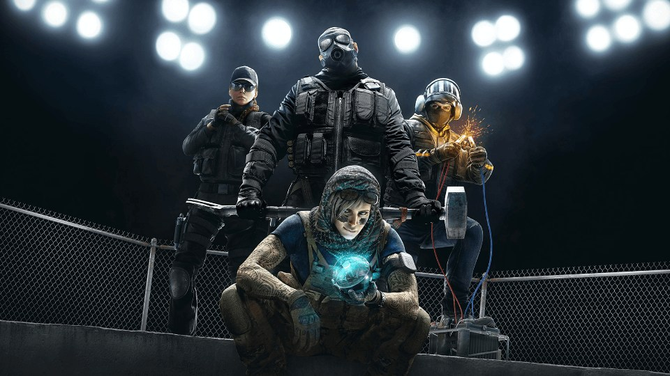 Massive string of cosmetic leaks reveal future R6 Pro League sets