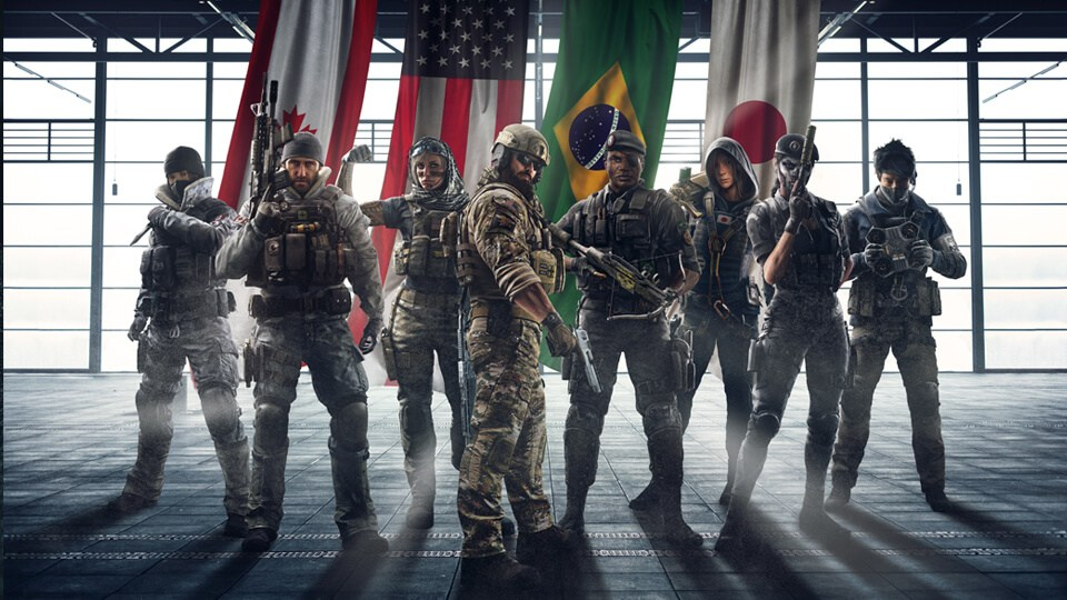 Rainbow Six Siege PS4: How to Fix the