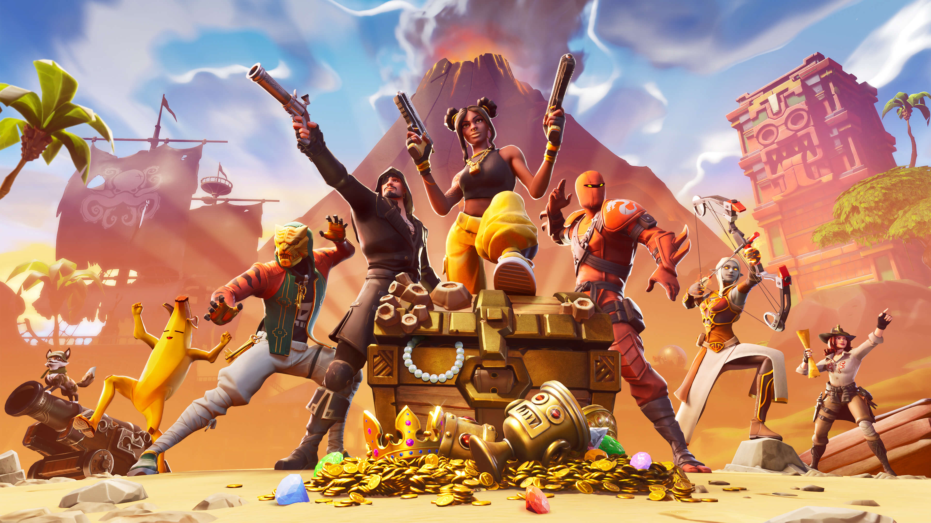 Fortnite stability patch