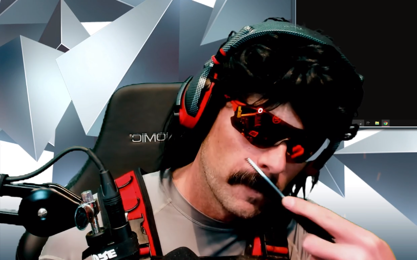 DrDisrespect goes after