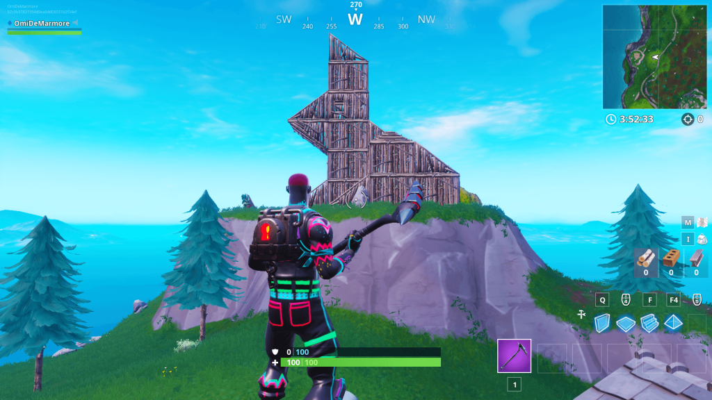 Fortnite Wooden Rabbit Stone Pig And Metal Llama Locations