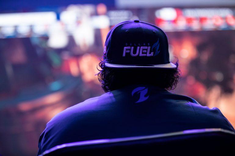 Dallas Fuel fan