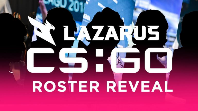 Lazarus signs Swole Patrol roster