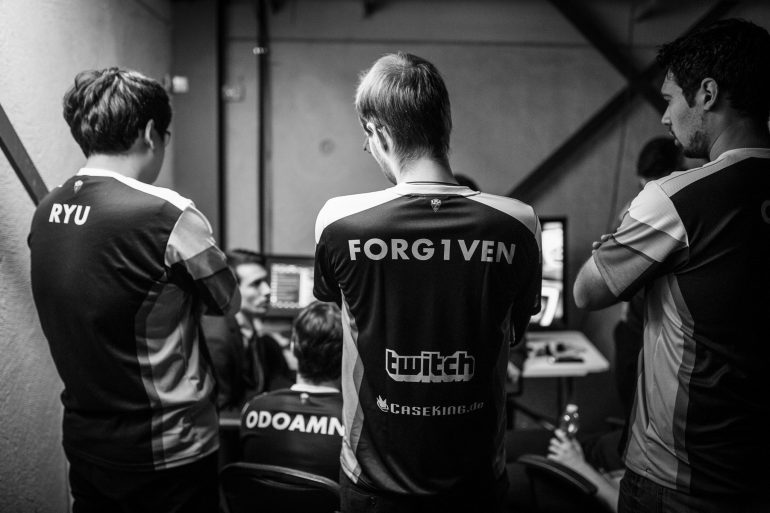 Forg1ven hits Challenger