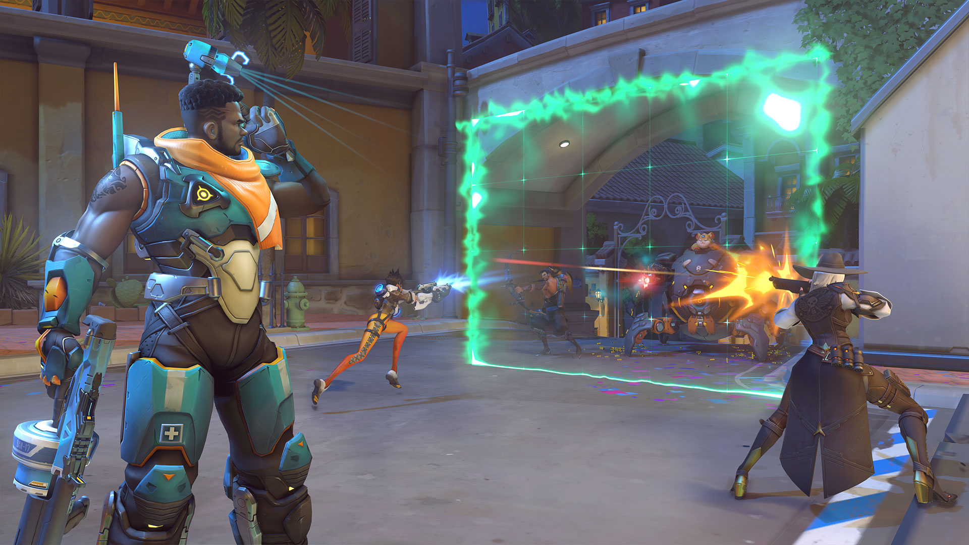 Players find useful trick to counter Baptiste's Immortality Field in