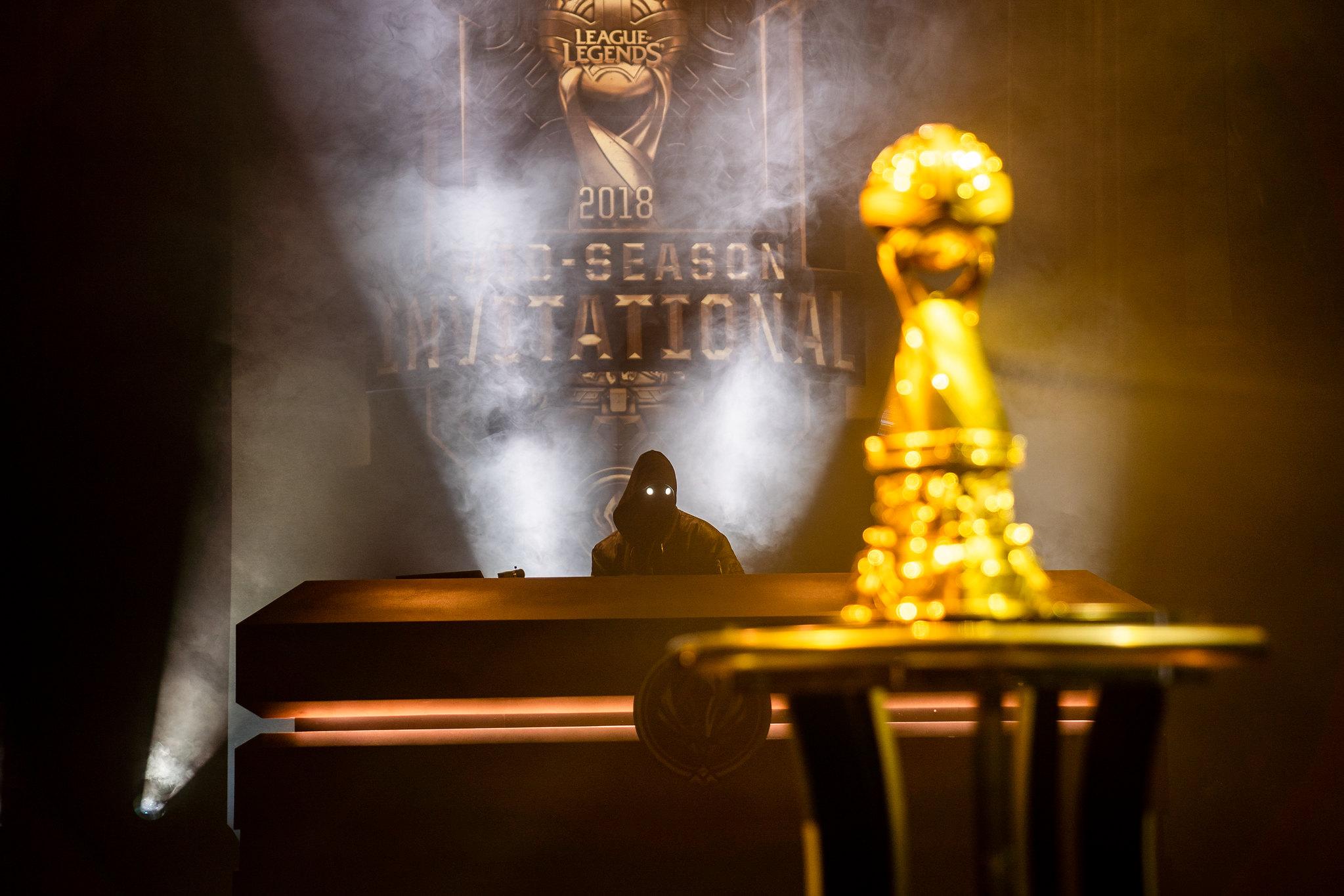 msi league of legends 2018 teams