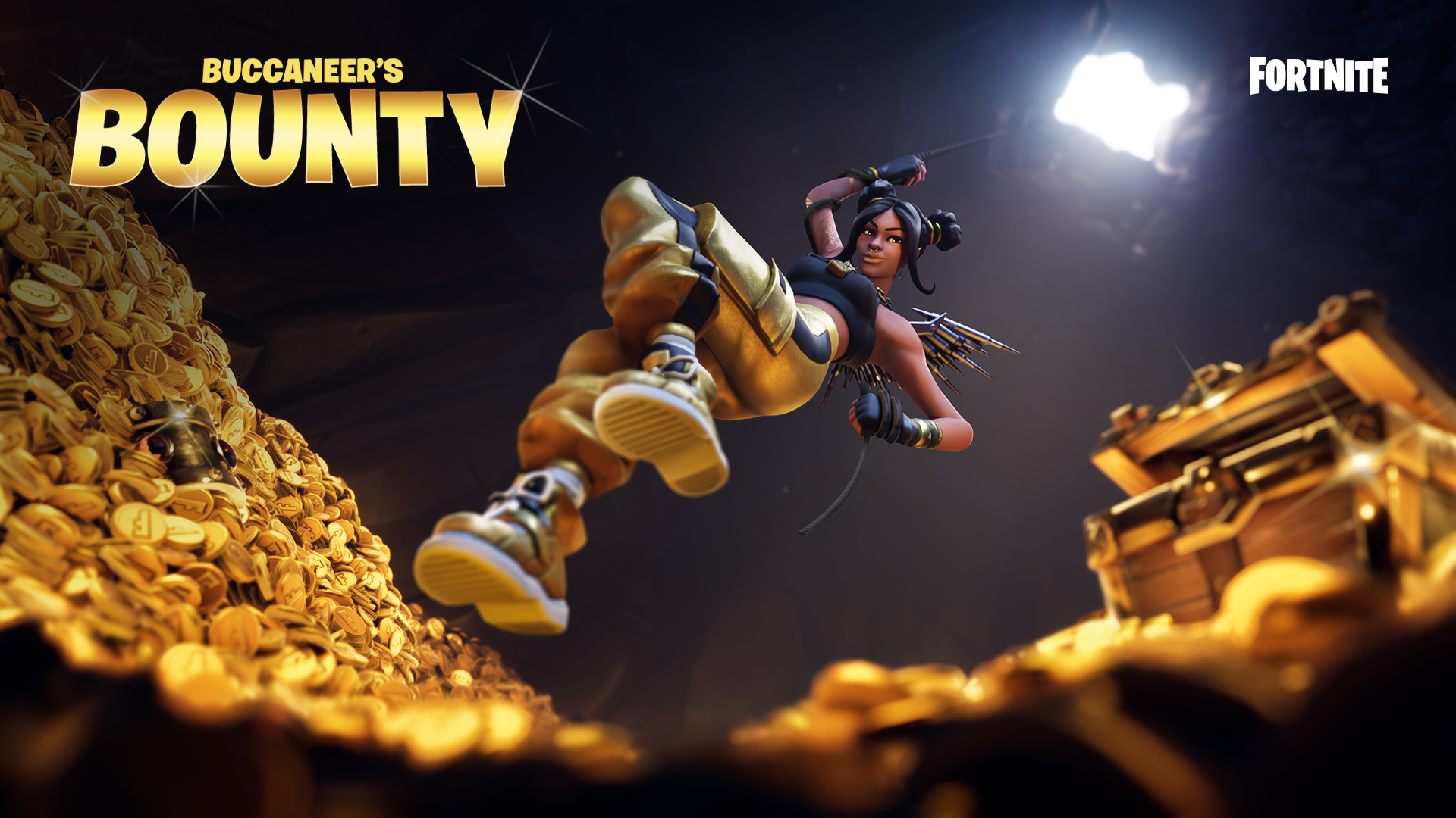 Fortnite Event Buccaneers Bounty Will Bring Free Challenges