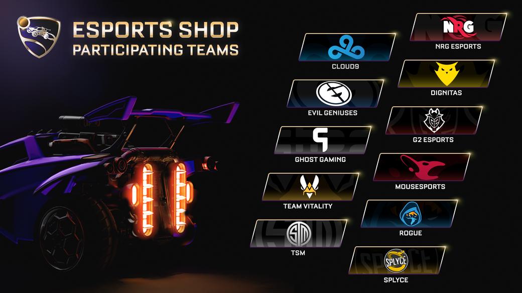 Rocket League | News, Stats, Players, Teams, and More | Dot Esports